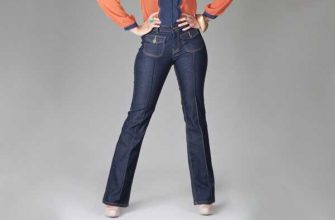C чем носить джинсы